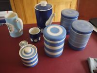 Collection of T.G Green Pottery including Cornish Ware - Ex Condition