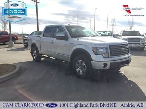 2012 Ford F-150 FX4 SuperCrew EcoBoost 4WD