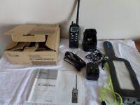 ICOM IC-M1EuroV VHF marine transceiver