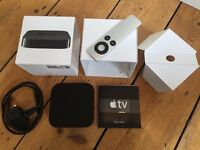 3rd Generation Apple TV Box