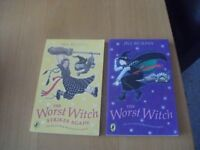 Kids Books / The Worst Witch /The Worst Witch Strikes Again