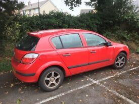 Vauxhall Astra 1.7 cdti 56 plate looking for quick sell
