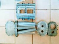 Blower, 6v-71 parts,