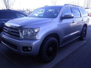 2012 Toyota Sequoia Limited|4X4|Letaher|NAV|Sunroof|DVD