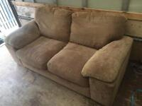 2 Seater Sofa. Good Clean Condition. £60 o.n.o.