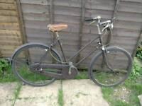 Ladies vintage bicycle rudge whitworth