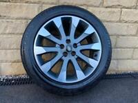Land Rover Freelander 2 19 inch diamond cut alloy wheel!