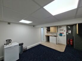 400 SQ FT PRIVATE BASEMENT TO LET IN CLERKENWELL, LONDON EC1 ***WITH AIR CONDITIONING***