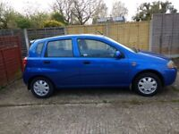 Daewoo Kalos 1.4 Very clean and good runner