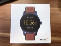 Fossil Q Marshal Smartwatch (Android Wear)