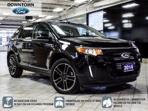 2014 Ford Edge SEL, Navigation, Vista Roof, Leather package