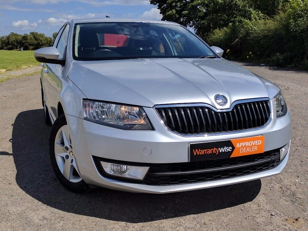 2013 (63) SKODA OCTAVIA 2.0 TDI CR SE 5DR SILVER CALL NOW TO RESERVE