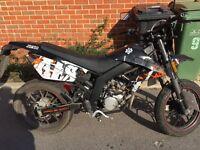 JSM 50cc Supermoto