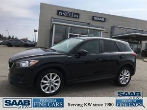 2013 Mazda CX-5 GT.NAV HeatedLeather Moon roofNoAccidents