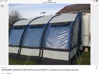 Sun camp ultima 390 awning good condition