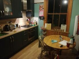 Big room in Lovely house in seven dials. £500 a month including bills. Sharing with m/f early 30s