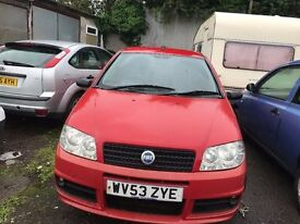 ***FIAT PUNTO GOOD CREDIT?BAD CREDIT?NO CREDIT? FINANCE AVAILABE 199PCM