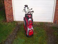 Brosnan Golf bag