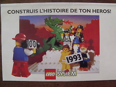 Catalogue Jouets LEGO 1993