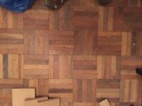 Beautiful Hardwood Parquet Flooring