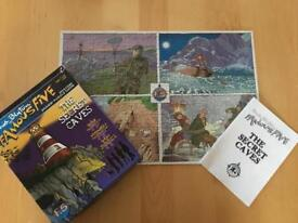 Enid Blyton Famous Five Mystery Jigsaw Puzzles