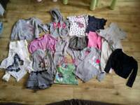 Girls clothes size 3-4