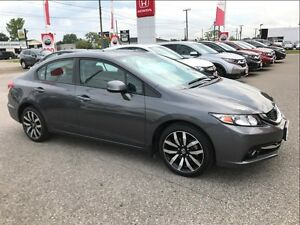 2013 Honda Civic Touring (A5) w/NAVI