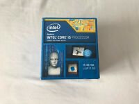 Intel Core i5 4670K Quad Core CPU (Socket 1150, 3.40GHz, 6MB, Haswell, 4th Generation)