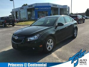 2014 Chevrolet Cruze LTZ| Leather|1 Owner