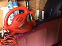 Flymo Twister 2500 Leaf Blower/Vacum