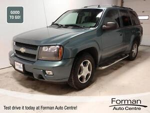 2009 Chevrolet TrailBlazer LT1 - 4x4 | Sunroof | V6