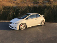 2007 Honda Civic Type R - Championship White 83K