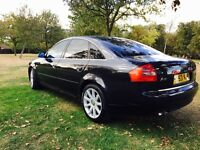 Audi A6 1.9 Tdi sport 2004 Diesel black full services history