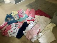 Girls clothes bundle 0-6months (mainly 0-3)