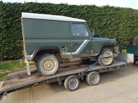 pre 1993 Land Rover 90's and 110's WANTED!