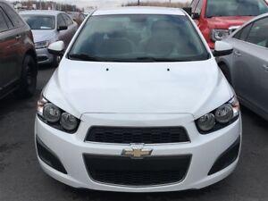 2012 Chevrolet Sonic LT BAS KILOMÉTRAGE