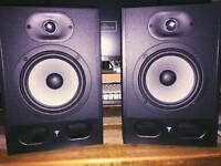 "Focal Alpha 65 Studio Reference Monitors 6.5"" - AS NEW!"