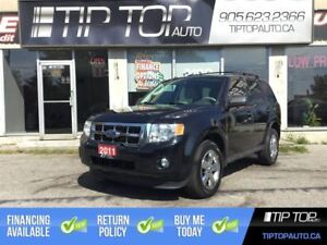2011 Ford Escape XLT ** Leather Interior, Bluetooth, Heated Seat