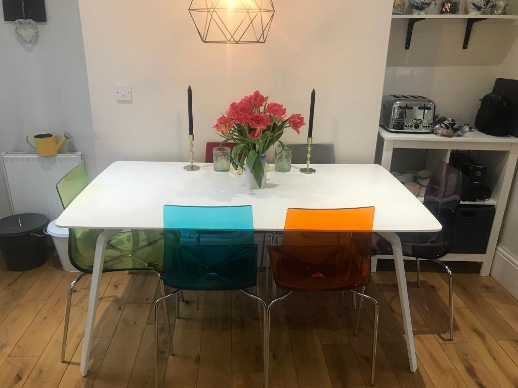 John Lewis 6 seater dining table