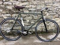 NEW MANGO SINGLE SPEED ROAD BIKE - FREE DELIVERY TO OXFORD!