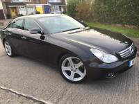 MERCEDES-BENZ CLS 3.0 320 CDI 7G-TRONIC 4dr 2007 PRIVATE PLATES