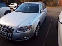 Audi A4 2007 2.0 Turbo TFSI Cambelt Done, Bose Audio, Fast and Safe, Good Condition, MOT, Private