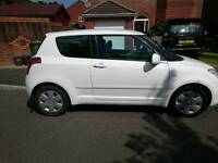 Suzuki Swift 1.4 2009 White Lovely Condition