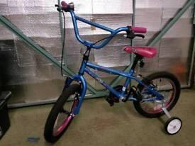 """Girls 'Roxie' Bike 16"""""""
