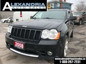 2008 Jeep Grand Cherokee SRT8/excellent/1owner/accident free