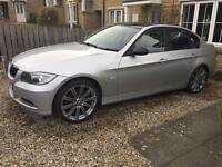 BMW 3 series -swap