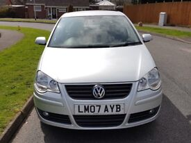 Very Good Condition Polo, Full Service History, 2 Prev Owners