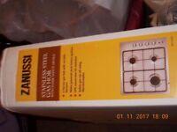 ZANUSSI GAS HOB (new & in packaging)