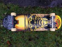 Santa Cruz Tom Knox Armageddon Skateboard