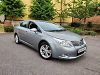 Toyota Avensis 2.2 D4D T4 FSH leather interior Excellent condition